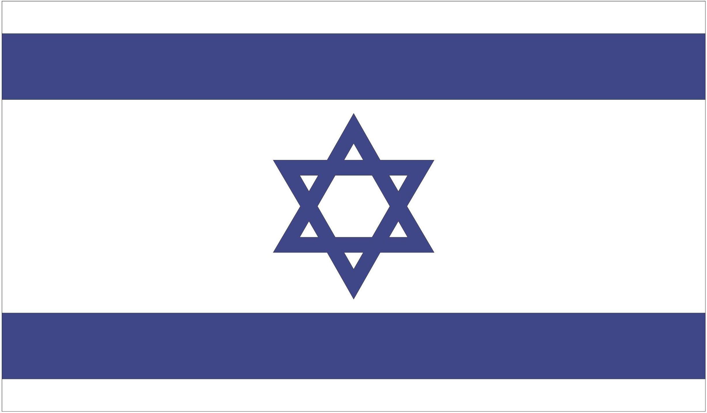 Israel Flag Israeli Vector Free Logo Eps Download Israeli Flag Israel Flag Flag