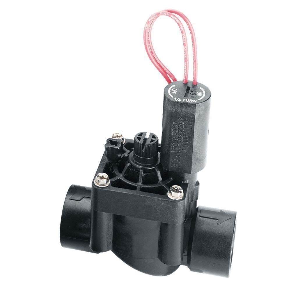 Valves 75673 Hunter Industries 1 In Pgv Electric Flow Control Female Threaded Valve Buy It Now Only 1 Irrigation Gardening Supplies Garden Supply Online