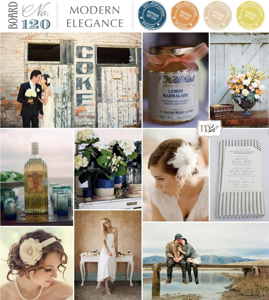 Magnolia Rouge Wedding color inspiration, Romantic