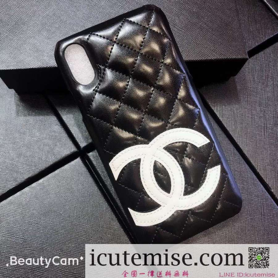 db6d769bcd53 シャネル chanel iphoneXS MAX/XR ケース ファション iphone10s/X ケース レザー iphone8/7