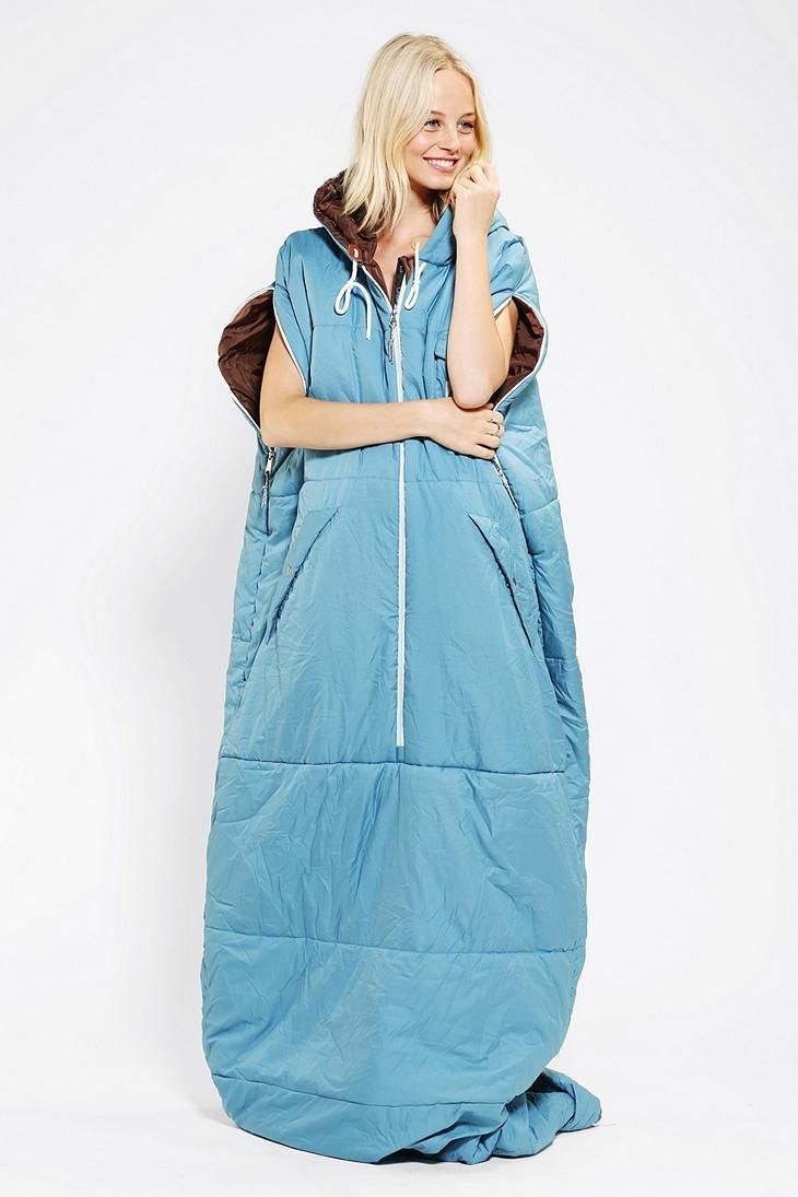 Seriously Cozy Poler Napsack For Camping Or The Couch Huntedandgathered