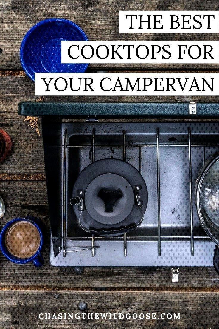 Campervan Cooking Top Campervan Cooking  Tiny kitchens make full time RVing hard But these RV kitchen hacks will make life easy and give you back some of your RV storage...