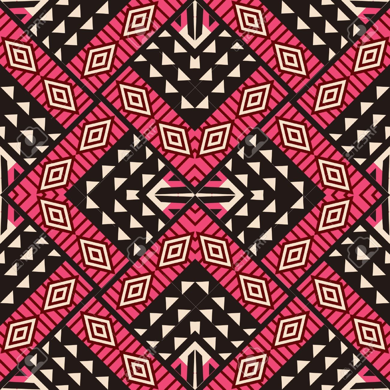 african tribal patterns - HD 1300×1300