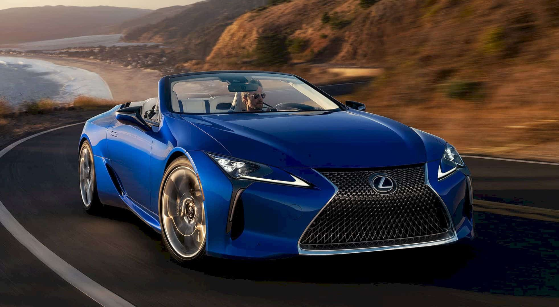 Lexus Lc 500 Convertible In 2020 Lexus Lc Lexus Super Cars