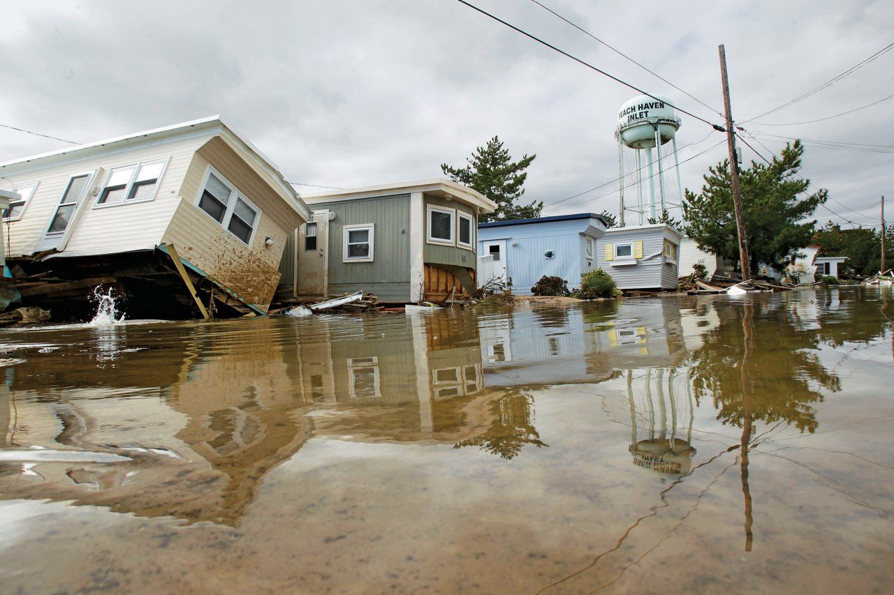 The Day Climate Change Ruined Our Lives Long Beach Island Hurricane Sandy Barrier Island