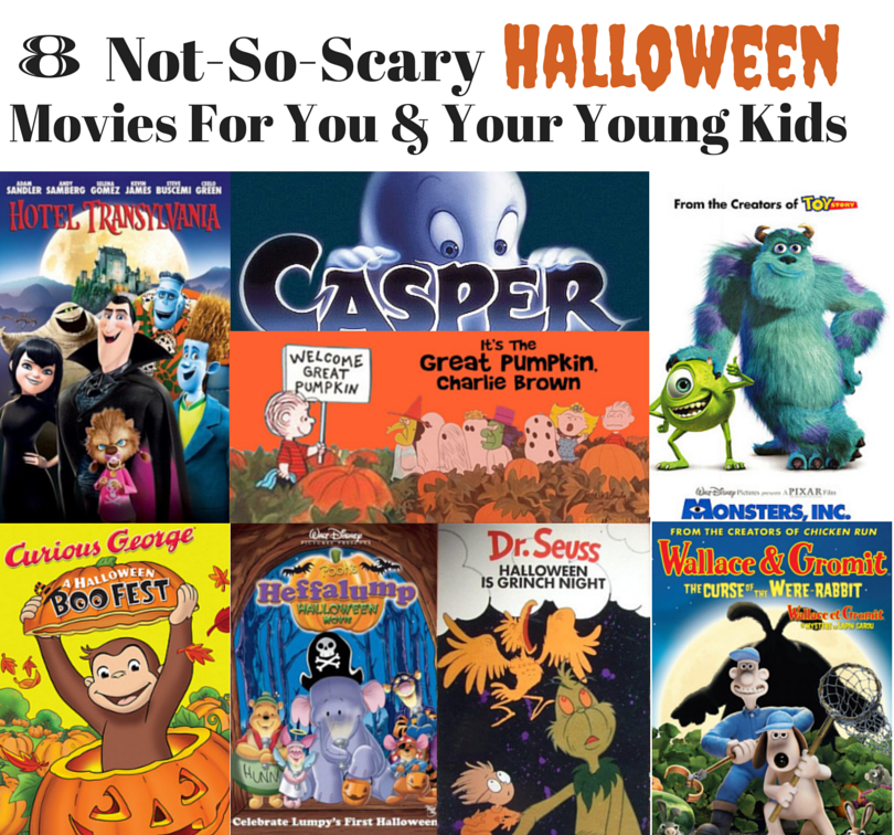 8 not so scary halloween movies for you your young kids halloweenfaves halloweenmovies - Halloween Movies For Young Kids