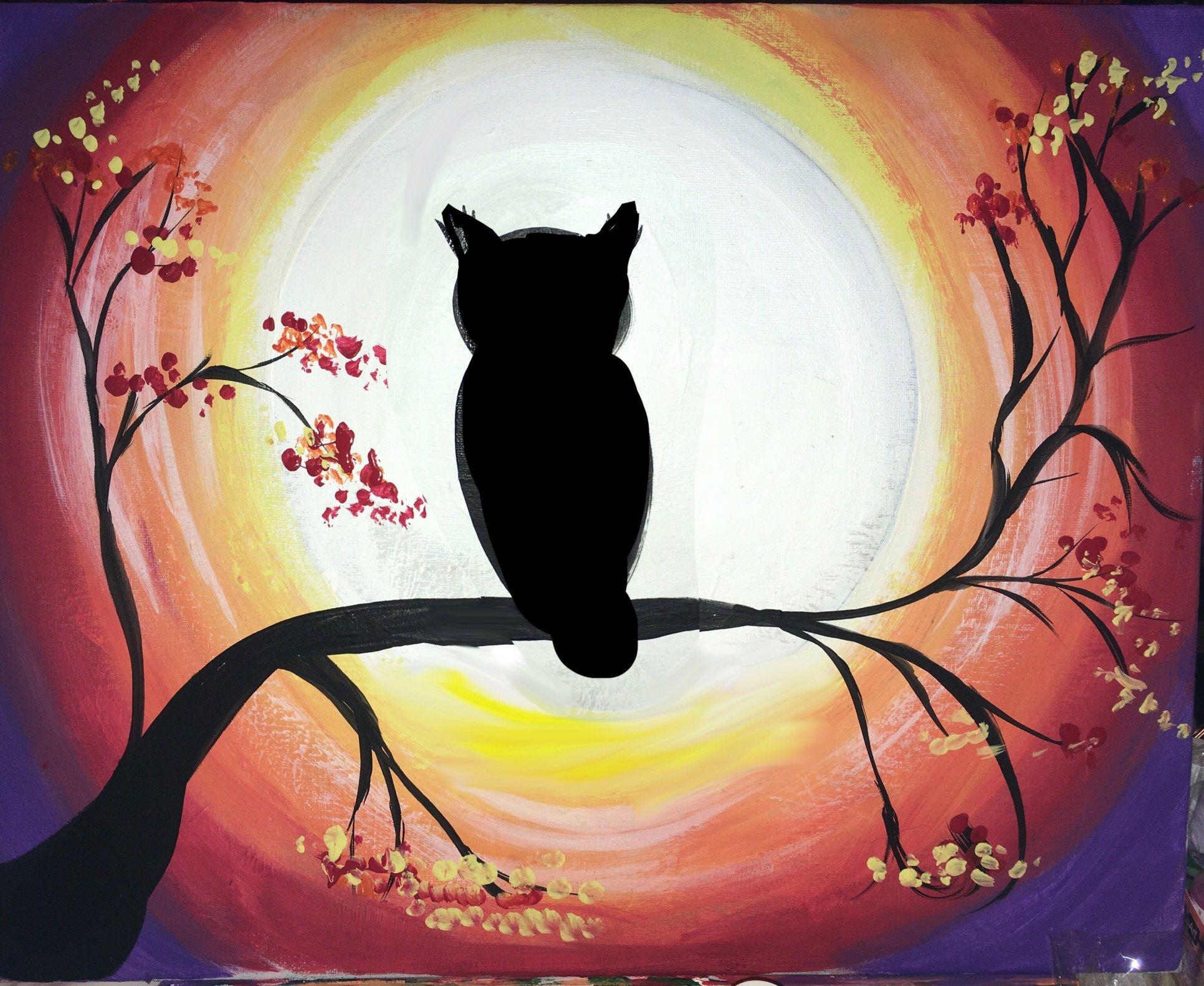 Step by step painting free online tutorials painting ideas step by step painting free online tutorials baditri Gallery