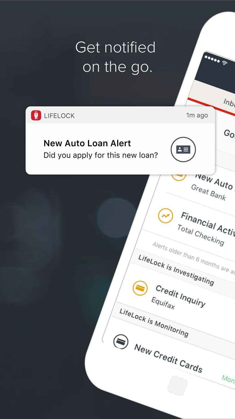 Lifelock Id Theft Protection Utilities Finance Apps Ios Finance