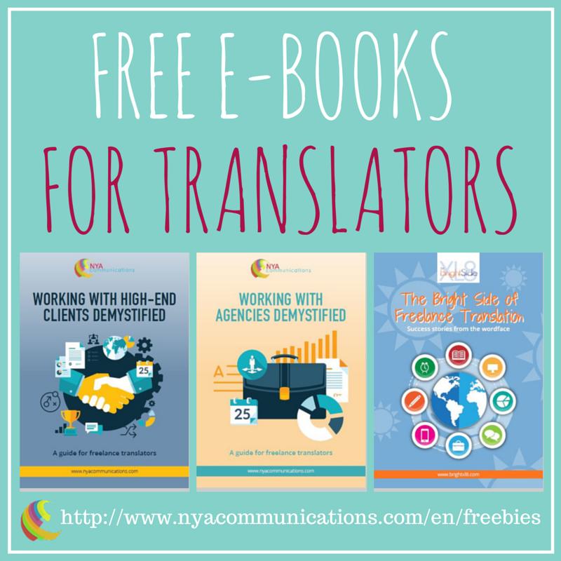 Free E Books For Translators Http Www Nyacommunications Com En Freebies Empleos Por Internet Idiomas Lenguaje