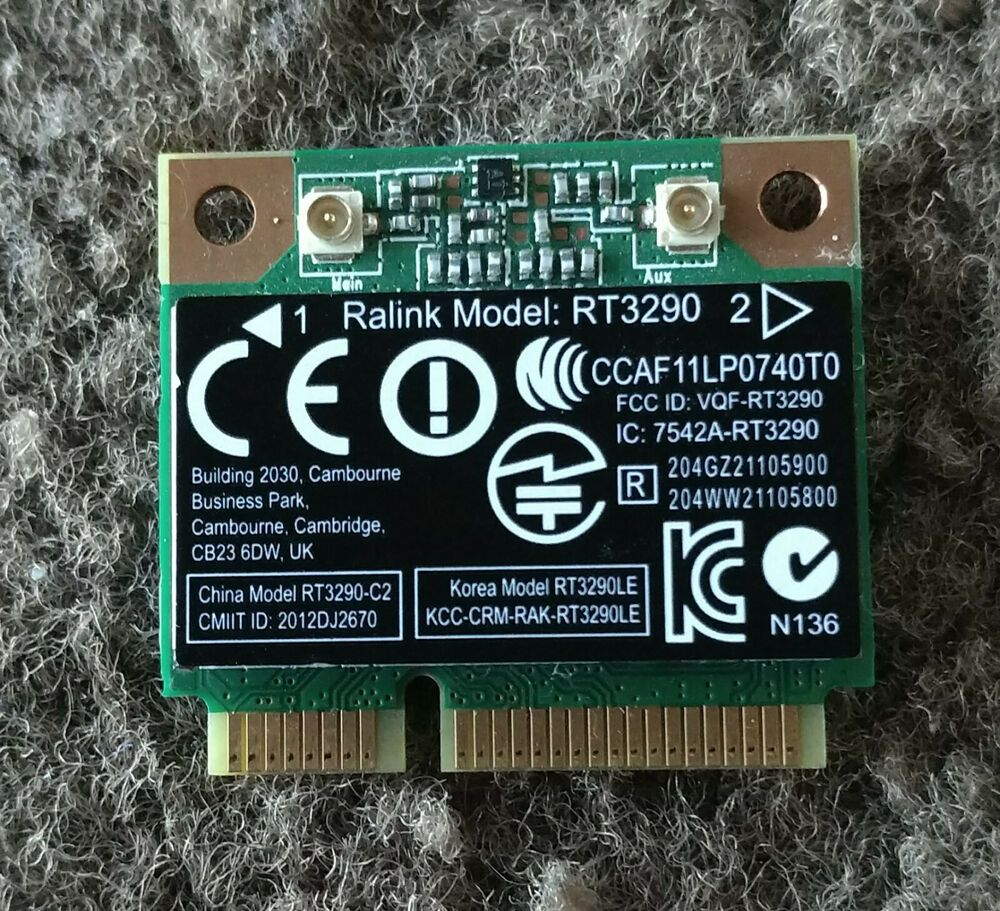 Ralink RT3290 Replacement Internal Laptop Notebook PCIe