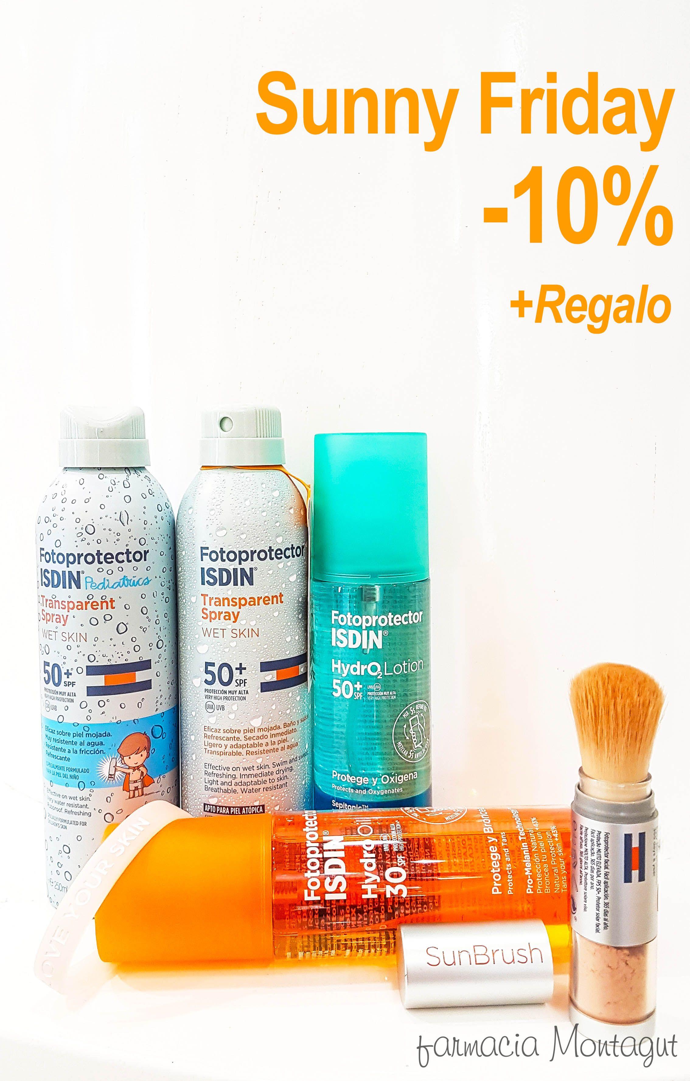 Sunny Friday De Isdin Crema Solar Cosmetica Cremas