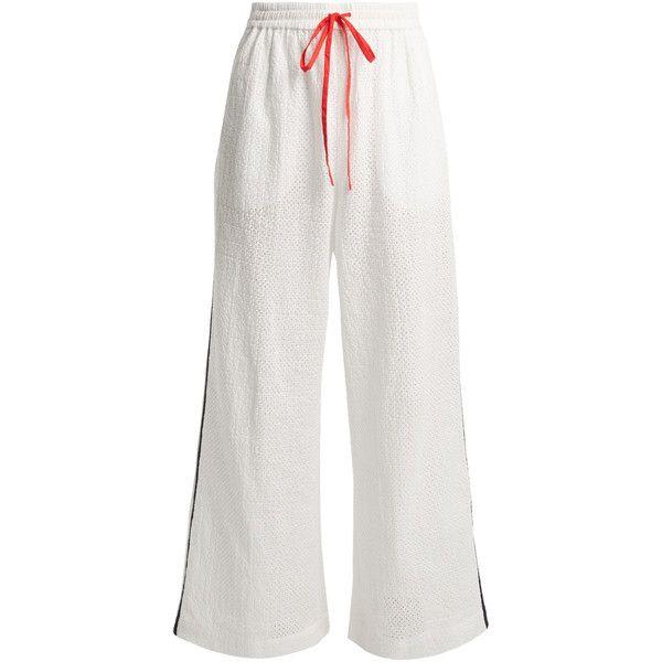 Montauk cotton trousers Marysia Swim Official Online Discount Wholesale Price E7gZy