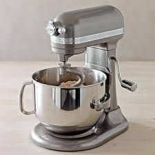 Image Result For Kitchen Aid 7 Quart Sugar Pearl Pro Line Stand Mixer Find Out How