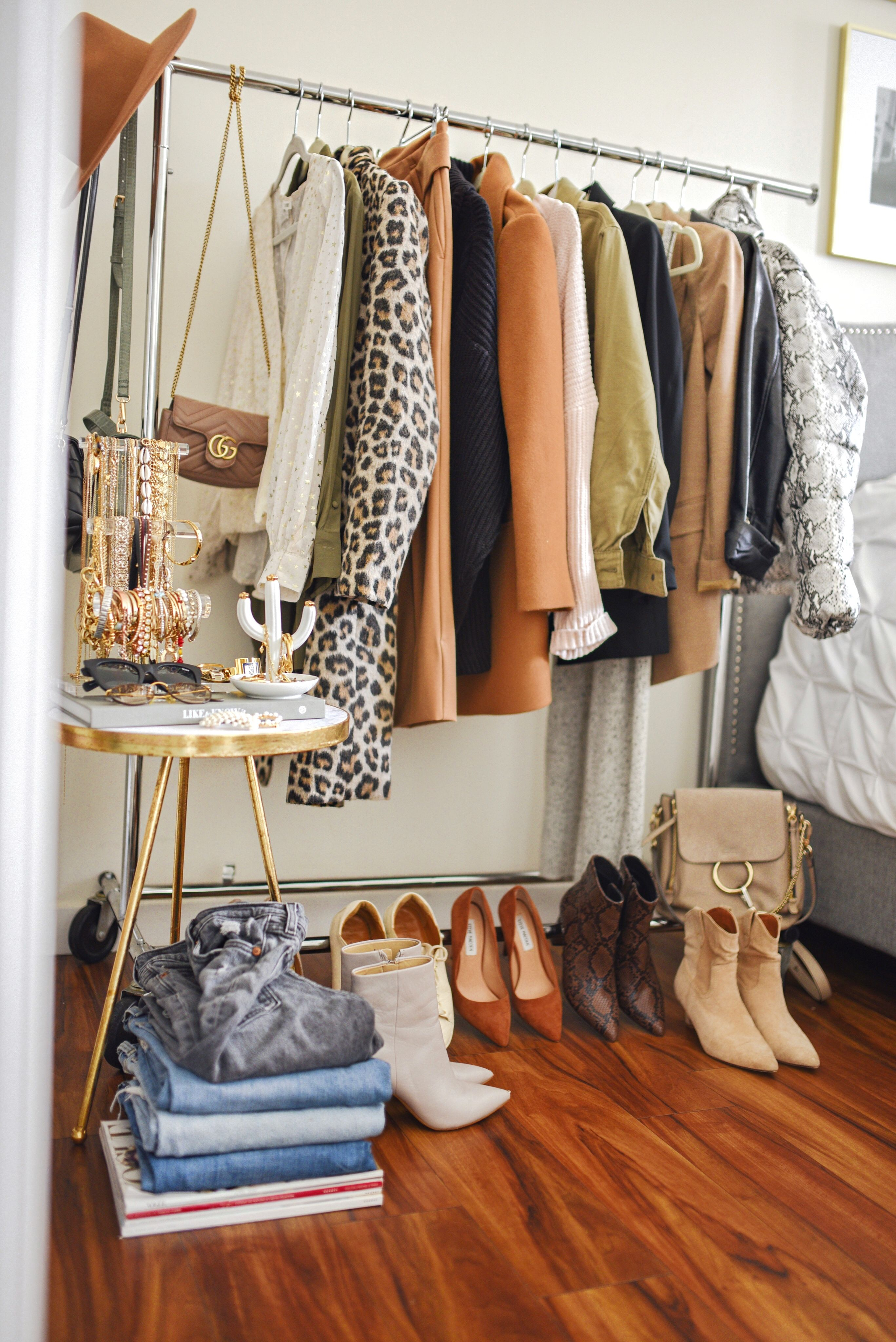 CLOSET MAKEOVER IN FOUR EASY STEPS (With images) Closet