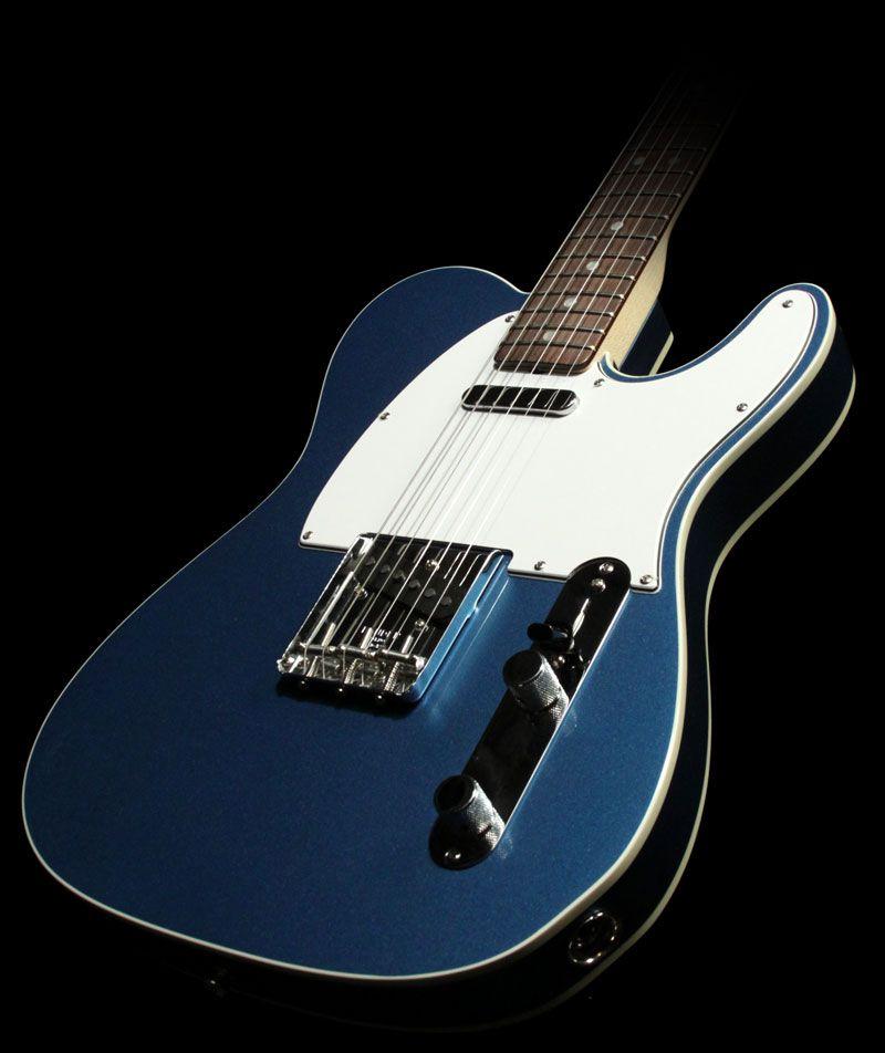 '67 Telecaster NOS Lake Placid Blue White Binding
