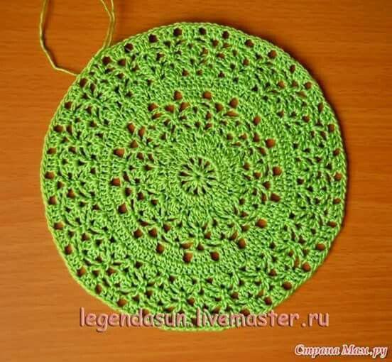 Chapéu  verde  1.3