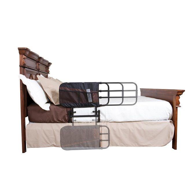 EZ Adjust Bed Rail Adjustable beds, Bed, Bed furniture