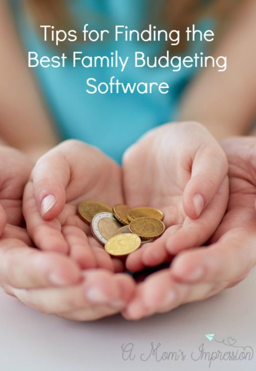 family budget software