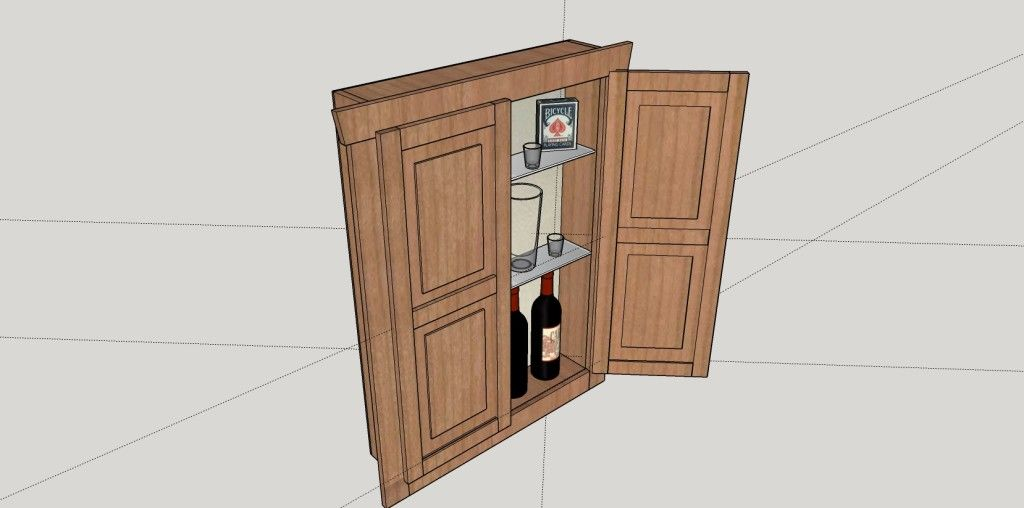 SketchUp for Woodworkers Guide - SketchUp Tutorial   Build It ...
