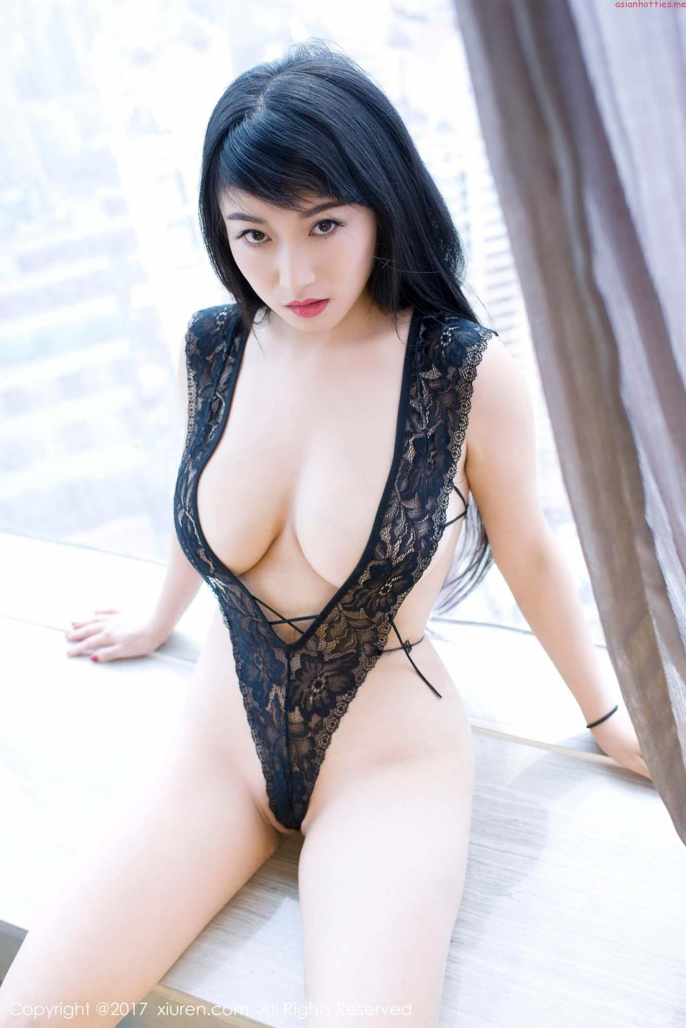 Pan Zhu Yu Xiuren No774 Beautiful Big Tits Chinese Models -5990