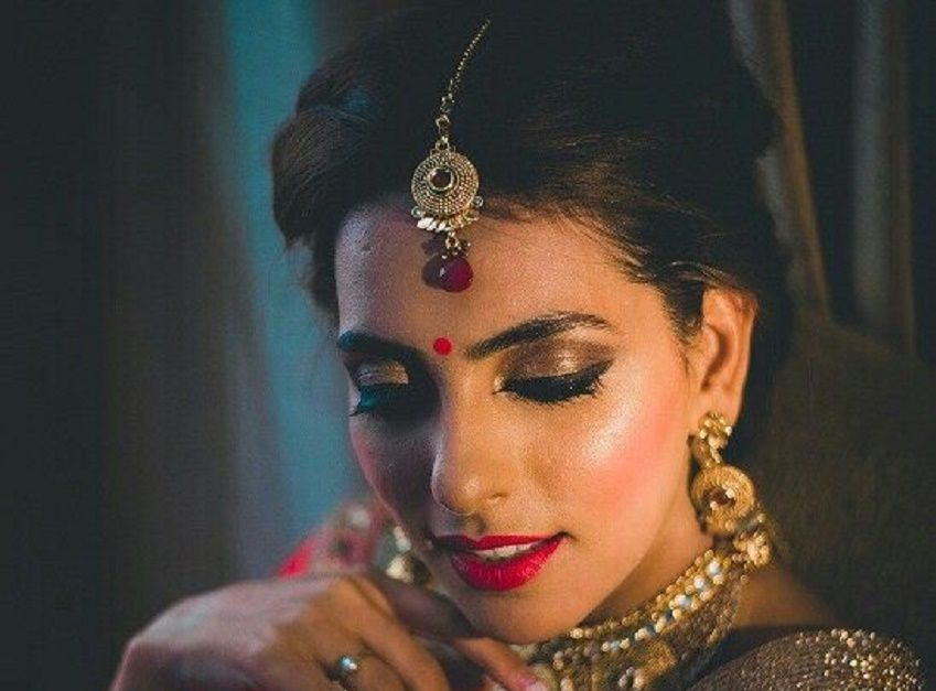 Simple Makeup Tutorial For Indian Girls Get Decked Up Navratri And Diwali With These