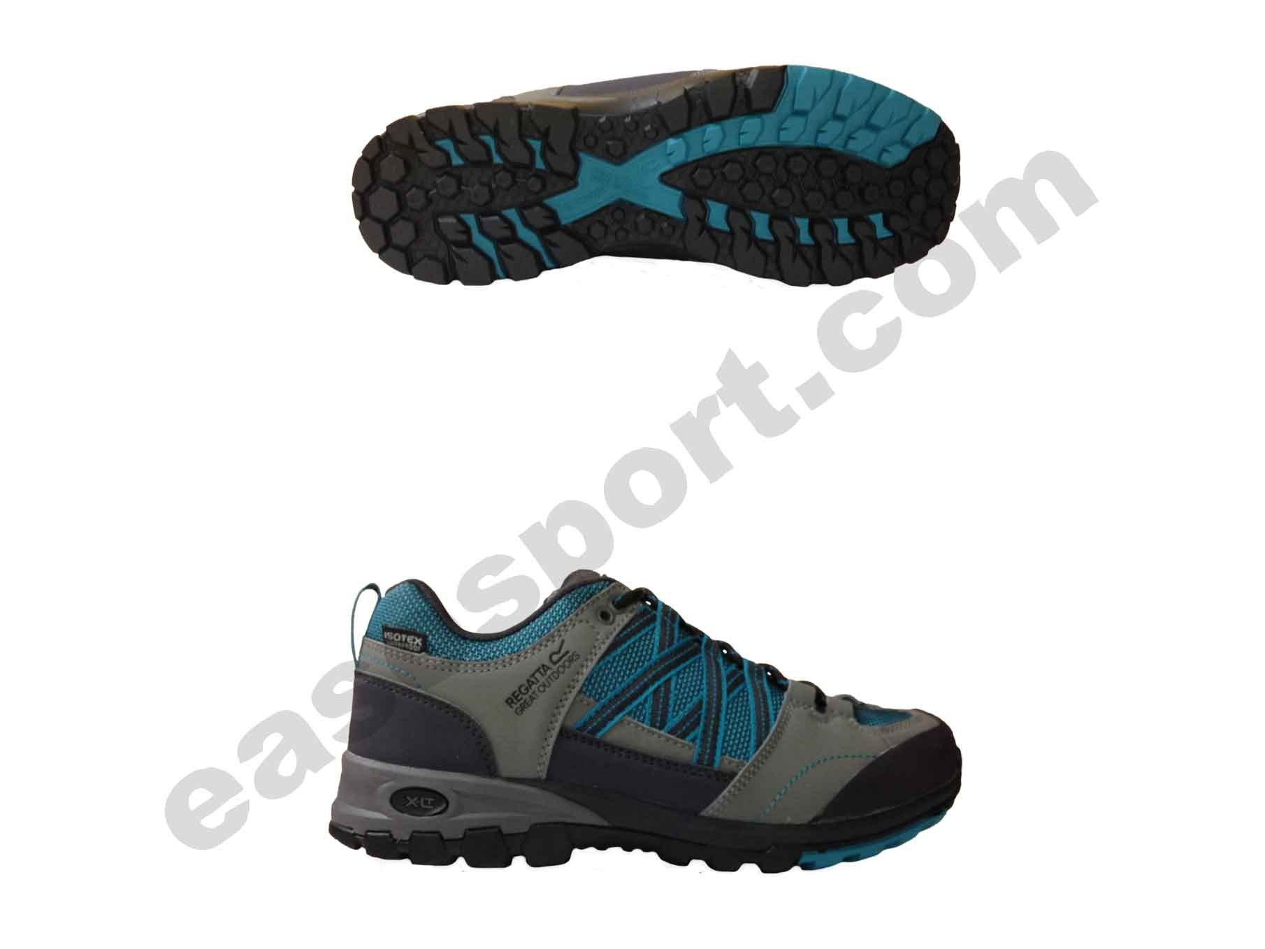 REGATTA ZAPATILLA W. TREKKING SAMARIS LOW REF:RWF499