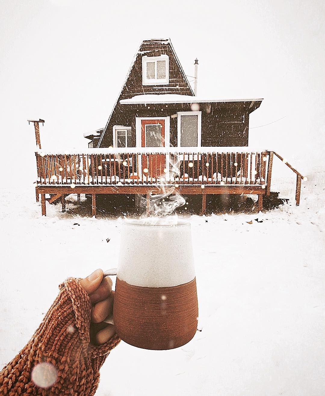 Colorado Dreamers On Instagram When Seasons Collide And Now The Only Question Is Hot Chocolate Cider Coffee Or Tea Or Just Throwing It Out Zima