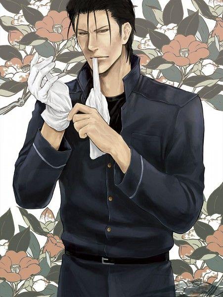 Tags: Anime, Fanart, Rurouni Kenshin, Pixiv, Saitou Hajime (Rurouni Kenshin)