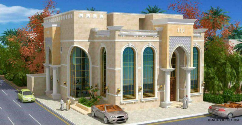 التصاميم الرائعه من اجا للاستشارت الهندسة واجهات خارجية Dream House Plans House Styles Dream House Interior