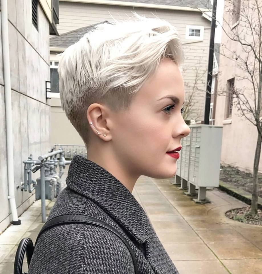 Best collection of lovely pixie cuts u hair u make up