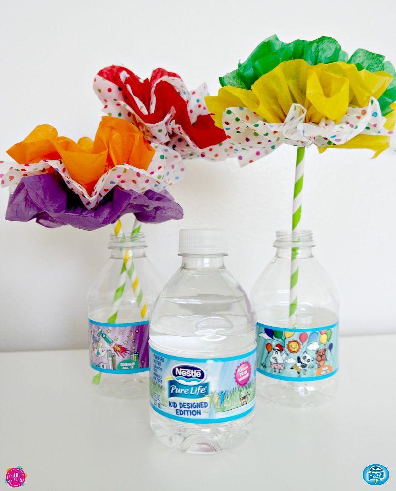 Simple Diy Paper Flowers Pinterest Simple Diy Diy Paper And Crafts