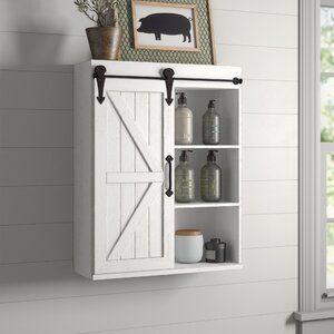 recessed or surface mount framed 1 door medicine cabinet