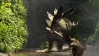 walking with dynosaurs