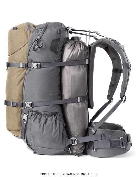 2ee9b7b0a Not really important but I'm open to ideas on how to achieve a load  carrying system similar to this.