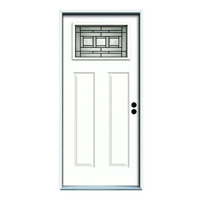 Reliabilt Craftsman Inswing Steel Entry Door A Line Pinterest Craftsman And Steel