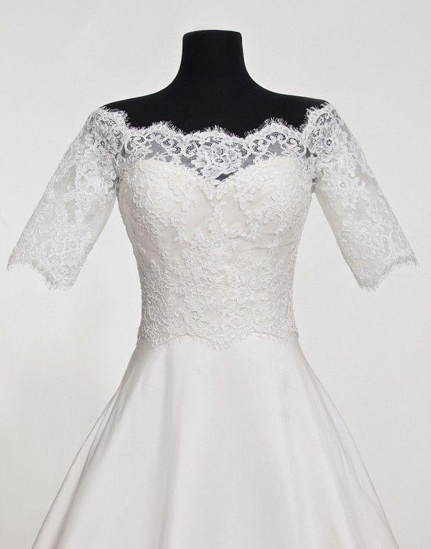 finden Sie Ihr Brautkleid von Sincerity| romantische Brautkleider & neuesten Hochzeitskleider | Sincerity Modell A085
