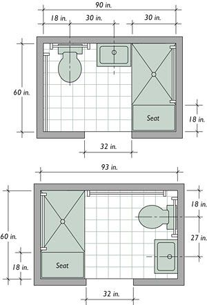 Simple Small Bathroom Floor Plans Remodeling A Small Bathroom While You A Small Bathroom Fl Small Bathroom Floor Plans Small Bathroom Layout Bathroom Plans