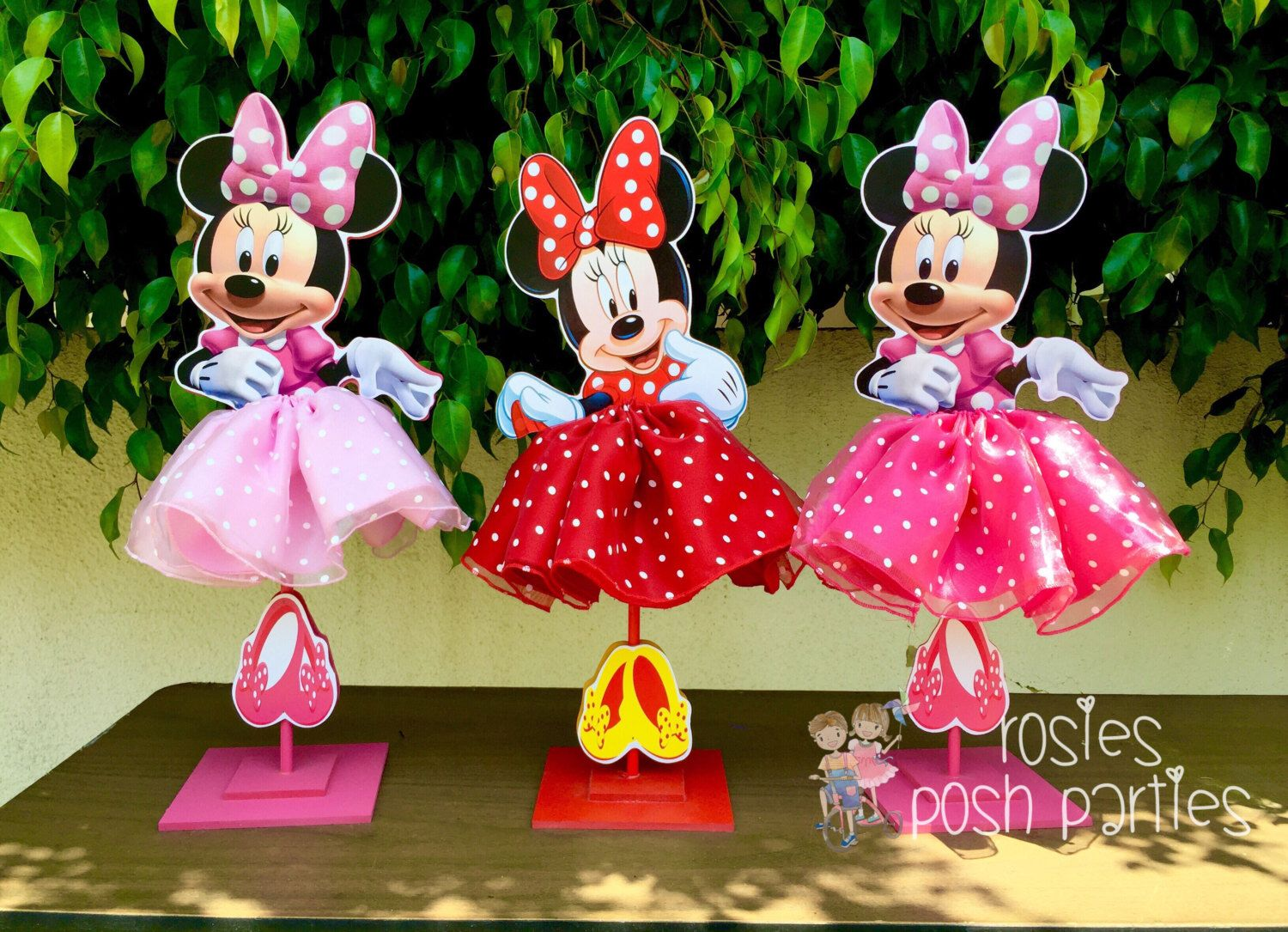 Pin by Michele McMullen on Minnie Party Pinterest Minnie mouse