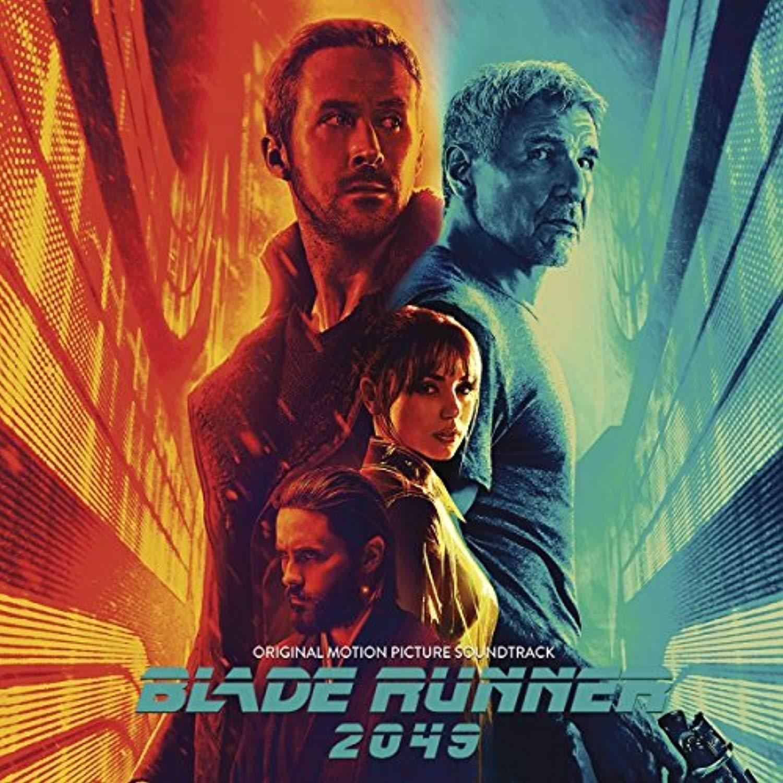 Blade Runner 2049 Original Motion Picture Sountrack Lp Blade