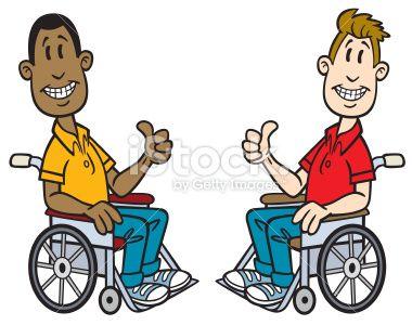 Cartoon Old Men In Wheelchair Stock Illustration 14471930 Cartoon Guys In Wheelchairs Jpg Cartoon Man Wheelchair Pictures Of People