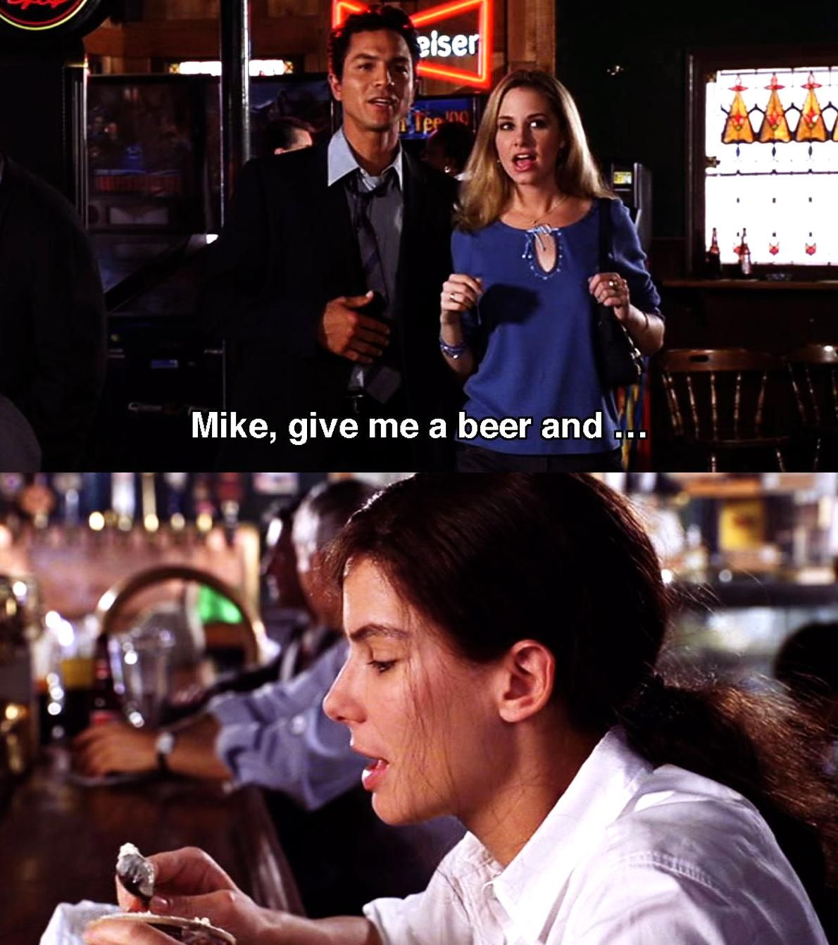 Give Me A Beer And Miss Congeniality 2000 Movie Quotes Amusementphile In 2020 Miss Congeniality 2000 Miss Congeniality Movie Quotes