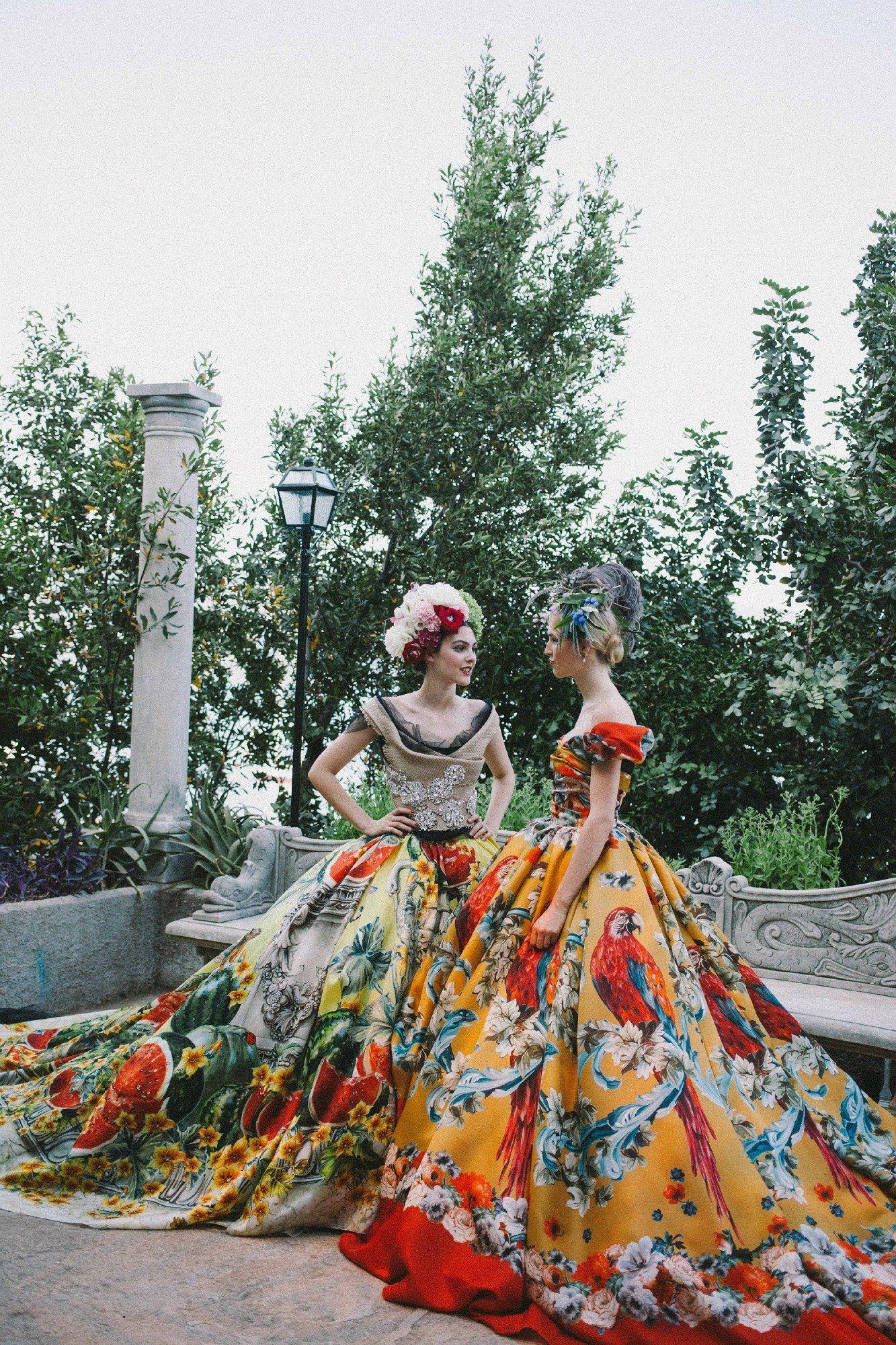Dolce Gabbana Alta Moda Fall 2015 Fashion Dolce And Gabbana Couture Fashion