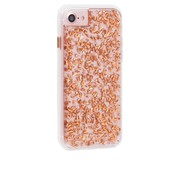 Rose Gold Karat iPhone 7 Cases | Case-Mate