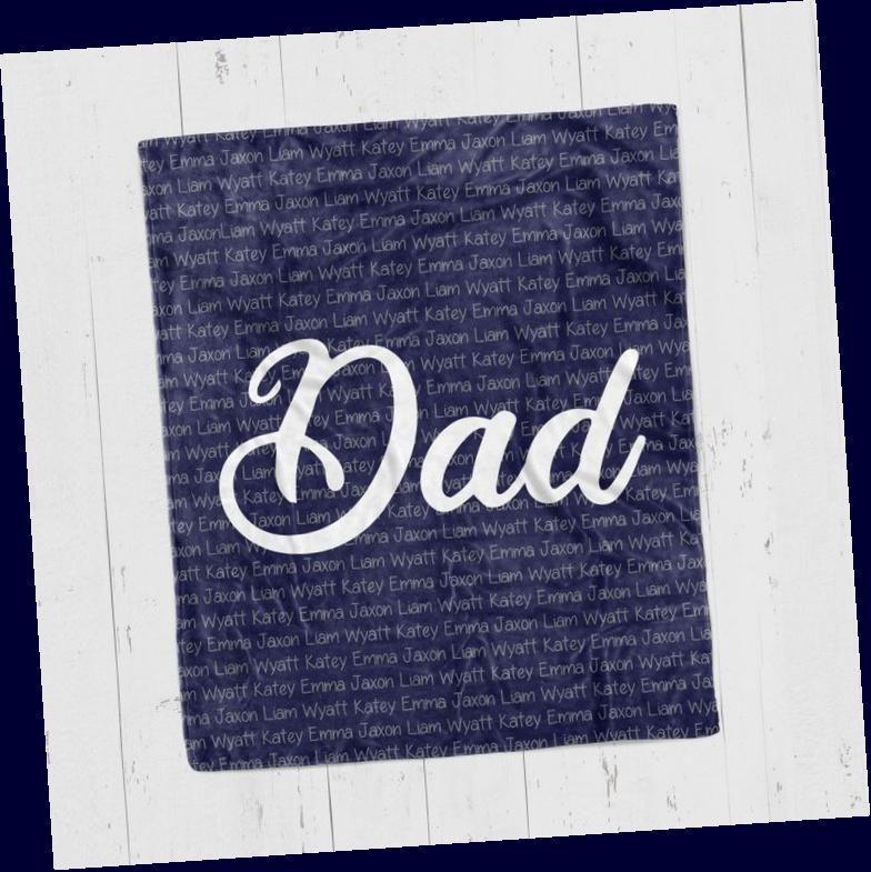 40th 50th anniversary birthday cotton dad gift
