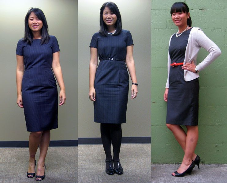 what to wear for kitchen interview