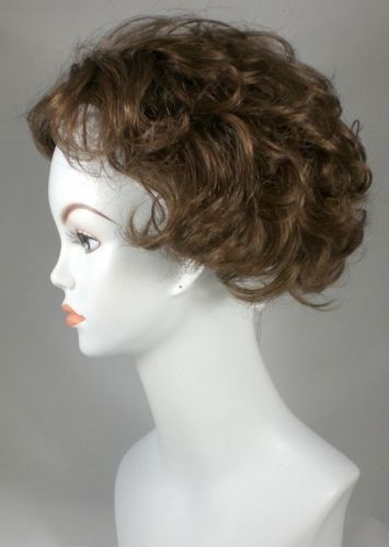Details About Large Pull Through Topper Wiglet Hairpiece