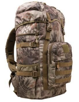 2f3aa21452bd 50L Outdoor Military Tactical Backpack Large Capacity Camping Bags ...