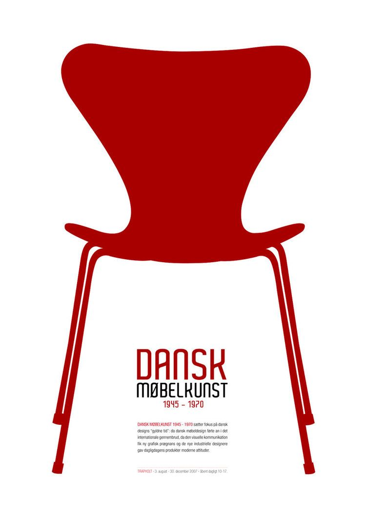 Danish Furniture 1945-1970 wh by kejensen on DeviantArt