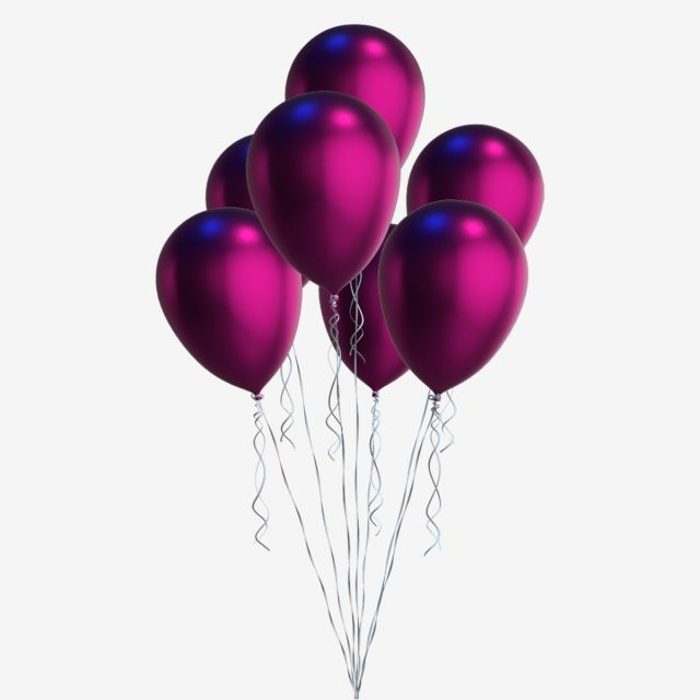 Purple Balloons Birthday Balloons Purple Png Transparent Clipart Image And Psd File For Free Download Purple Balloons Balloons Purple Backgrounds