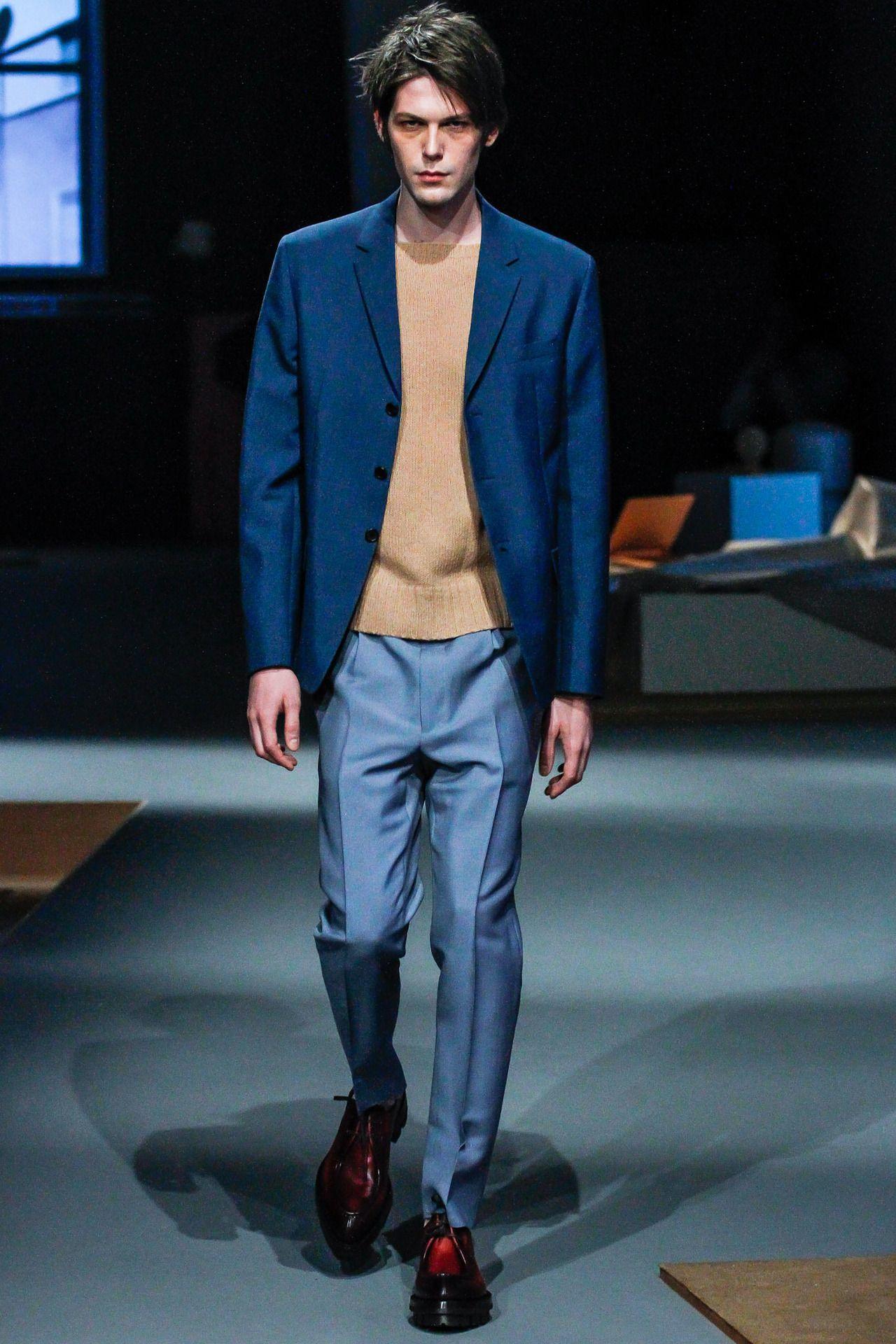 Prada FW 2013 | Fashion, Mens fashion:__cat__, Chic for men